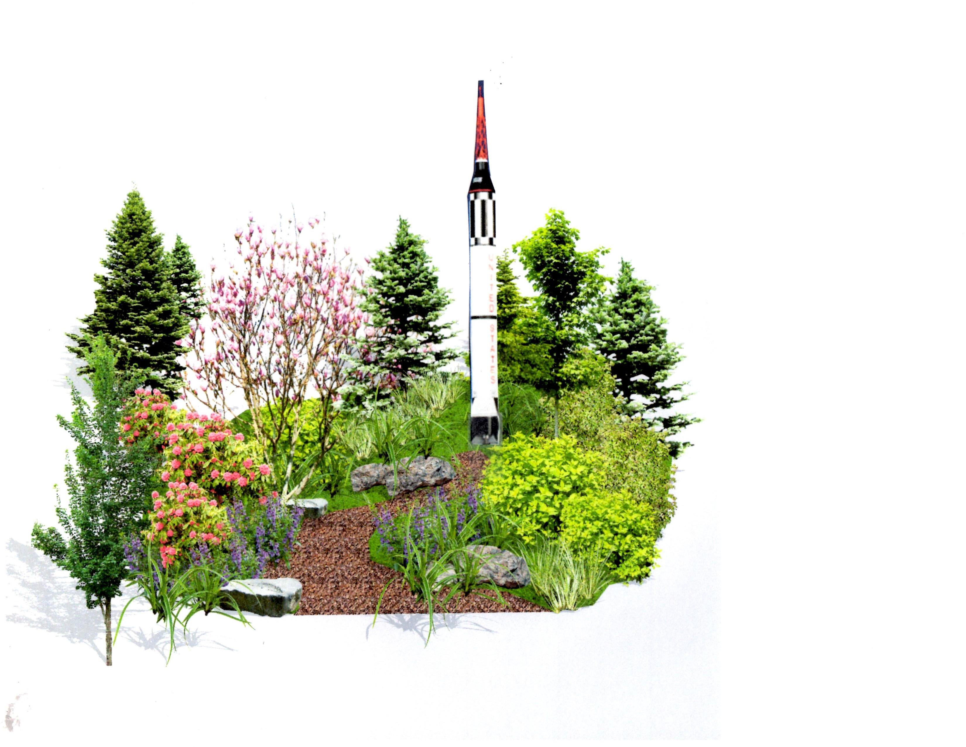 Garden Descriptions at the Indiana Flower Patio Show