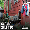 American Family Insurance Garage Sale Tips