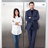 Jillian Harris and Todd Talbot