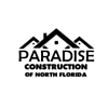 Paradise Construction Logo
