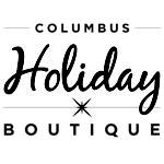 2018 Columbus Holiday Boutique Logo