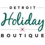 2018 Detroit Holiday Boutique Logo