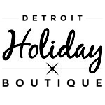 Detroit Holiday Boutique logo