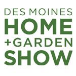 Beau Des Moines Home + Garden Show Logo