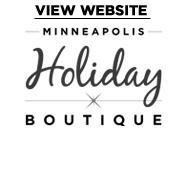 Minneapolis Holiday Boutique