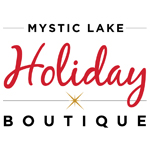 Mystic Lake Holiday Boutique Logo