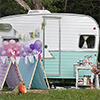 Glamping Camper & Tents