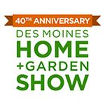 Des Moines Home + Garden Logo