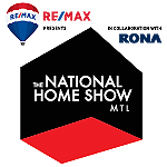 Montreal National Home Show logo