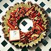 Unique Spice Wreaths