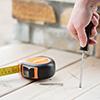 Tape Measurer & Screwdriver Thumbnail