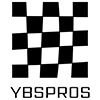 Small version of the YBSPROS logo