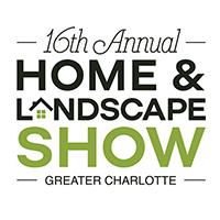 Charlotte Home + Landscape Show Logo