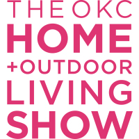 OKC Home + Outdoor Living Show Logo