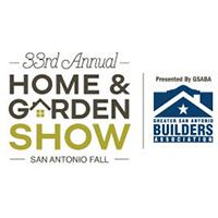 San Antonio Fall Home + Garden Show logo