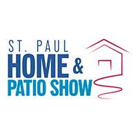 St. Paul Home + Patio Show Logo