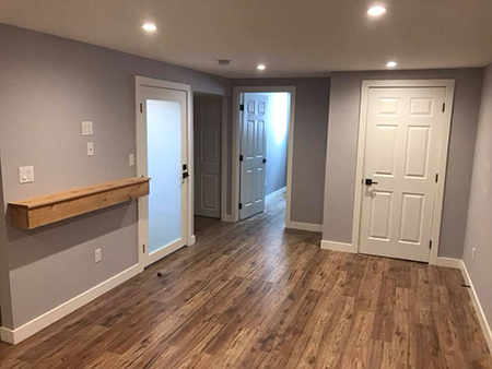 Cleland Contracting Floors
