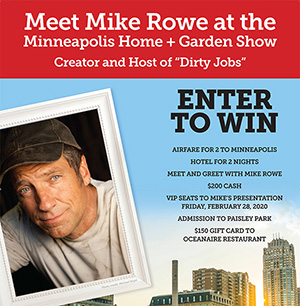 Mike Rowe of Dirty Jobs