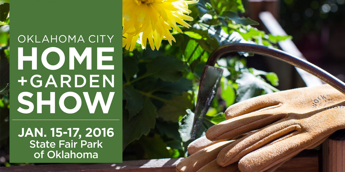 Giveaways Galore at the 2016 Oklahoma City Home + Garden Show