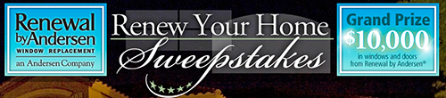 Renewal by Andersen Contest Banner