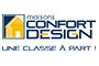 Logo Maisons Confort Design logo