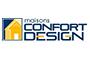 logo maison confort design