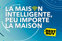 maison intelligente Best Buy
