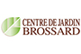 logo centre de jardin Brossard
