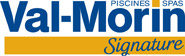 Val Morin logo