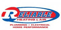 Reliable Heating Air Logo