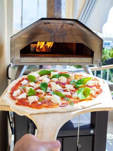 Pizza Oven Outdoors