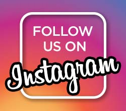 Follow us on Instagram banner