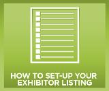 Website Tile - Exhibitor Listing