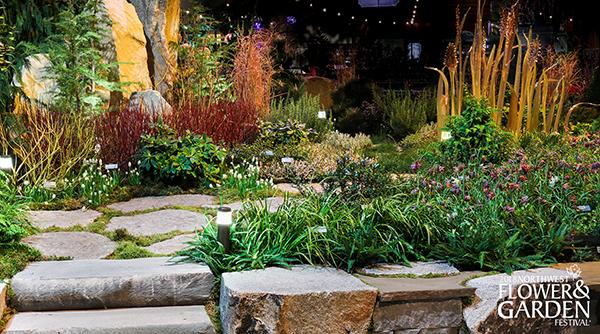 2018 Show Gardens at the Northwest Flower & Garden Festival