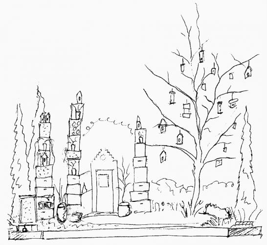 garden creator sketch