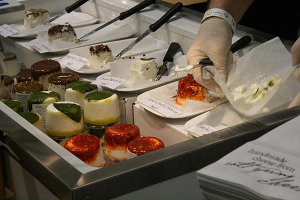 handmade cheese