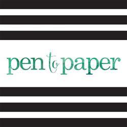 pen to paper-website