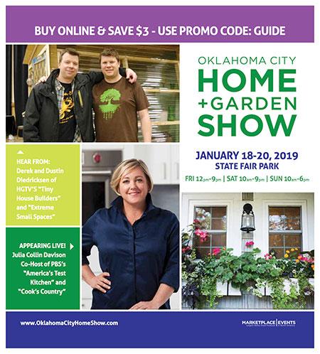 Oklahoma City Home + Garden Show