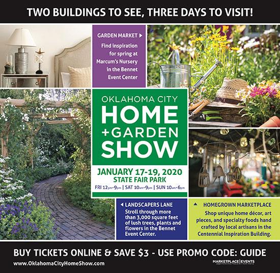 Oklahoma City Home Garden Show