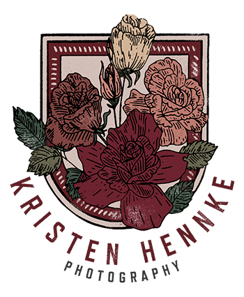 KRISTEN HENNEK Photography - Logo