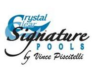Crystal Clear Signature Pools Logo