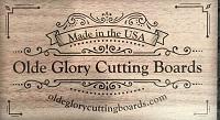 Olde Glory Cutting Boards