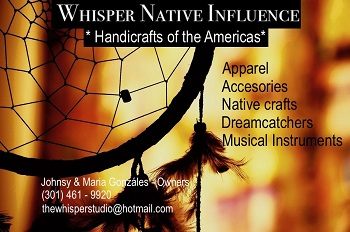 WHISPER NATIVE INFLUENCE