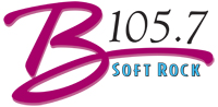 B 105.7 Logo