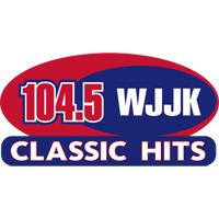 104.5 WJJK Logo