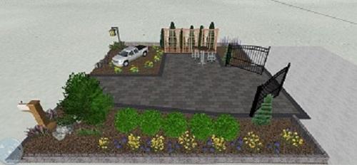 North Fence
