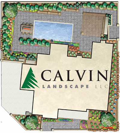 Calvin Landscaping