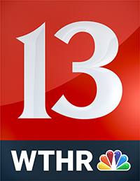 WTHR 13 logo