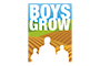 Boys Grow logo