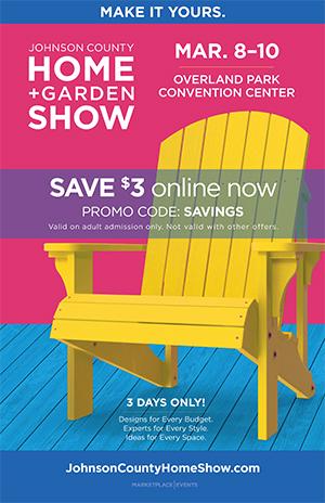 Johnson County Home + Garden Show